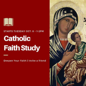 Catholic Faith Study
